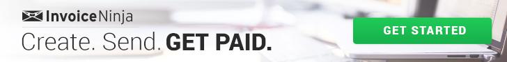 InvoiceNinja - Create. Send. Get Paid.